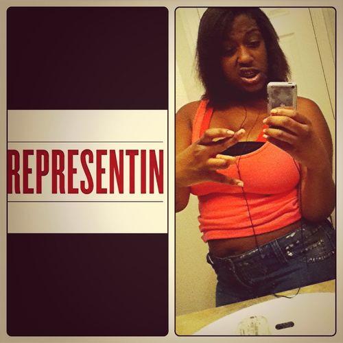 I Be Representin