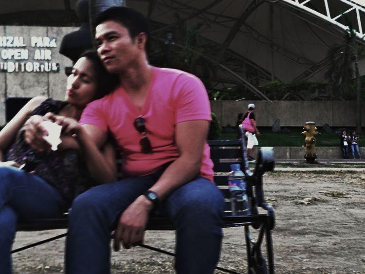 Eyeem Philippines EEA3 - Manila At The Park Pink!