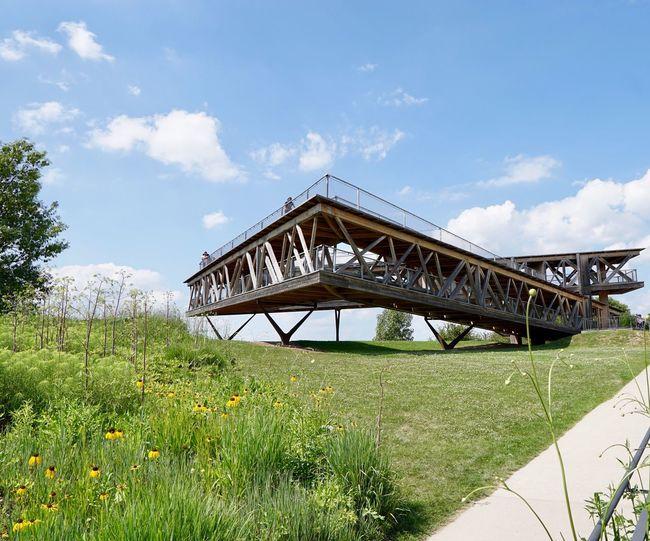 Festungspark Koblenz Built Structure Sky Architecture Plant Cloud - Sky Nature Day Grass Sunlight Outdoors