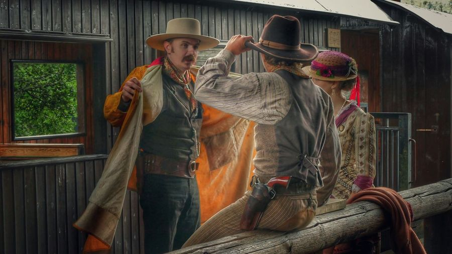 Wildwest Highchapral Cowboy Check This Out Hanging Out Taking Photos Colors EyeEm Best Shots People