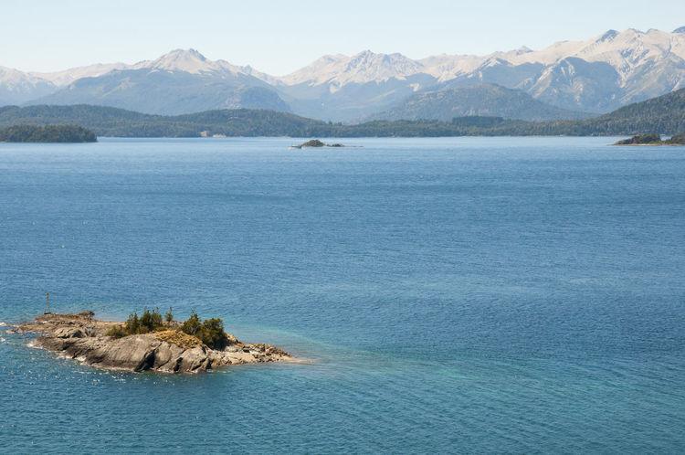 Nahuel Huapi Lake Nahuel Huapi Argentina Bariloche Lake Mountain Patagonia Water