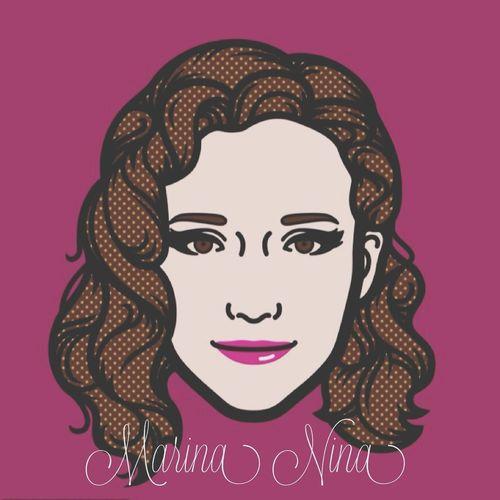 the beautiful Marina Nina. I love you, darling! Imadeface Series