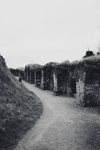 Valkenburg Castle Ruins series (My travel photo series last December to the Netherlands). Stones Historical Ancient Civilization Black And White Black And White Photography Build Structure Ruins Ancient Old Ruin The Architect - 2018 EyeEm Awards