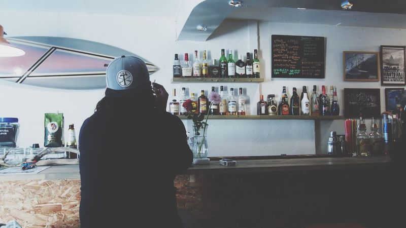 ナチュラルフレーバーさん(白楽) Natural Flavor Bar