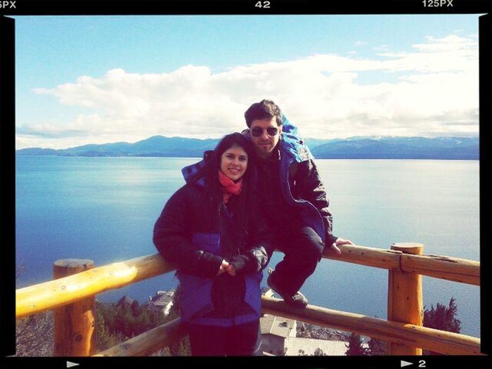 Cerro Viejo Cerro De La Silla Bariloche