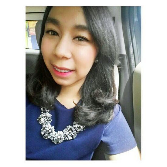 Blue Shopping ♡ Girl Love Zara Necklace Girls Hair Style That's Me! Lookbook Fashion Grey Greyhair  Greyhaircolor