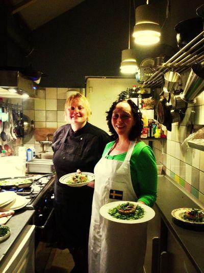 Swedish Dinner