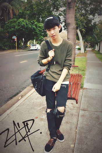 First Eyeem Photo Atrovirens Zap Asian 🚶🚶🚶