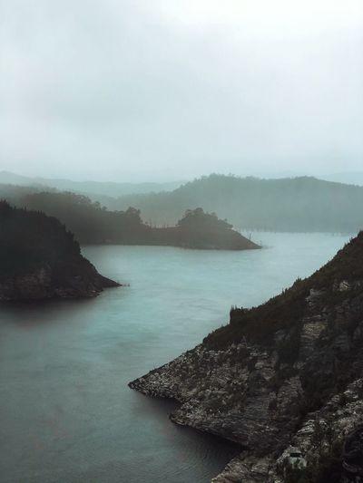 Gordon Dam,