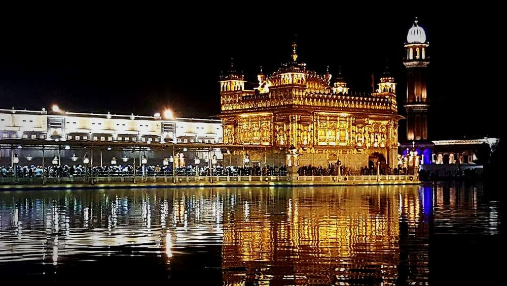 Waheguruji Goldentempleamritsar Sikh