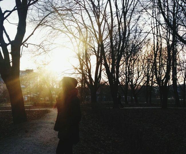 Wintertime Winter Nosun Cold Nosnow Girl Ukraine SparetimeAdult Outdoors Day Sky Ukraine No People Nature Lutsk