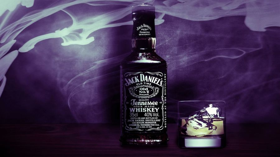 Jack Daniel's ♥ Weed Friendship. ♡