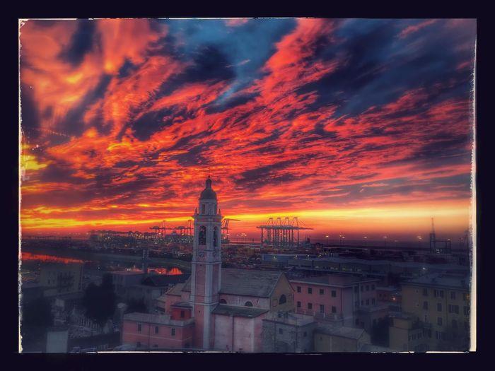 L'alba di un nuovo giorno First Eyeem Photo