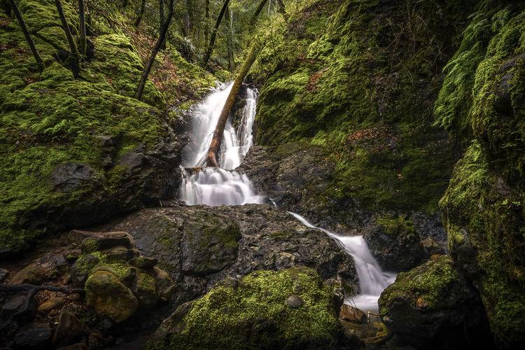 Basin Falls in