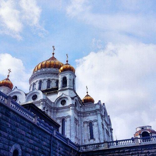 ХрамХристаСпасителя храм Москва Vscorussia vscomoscow