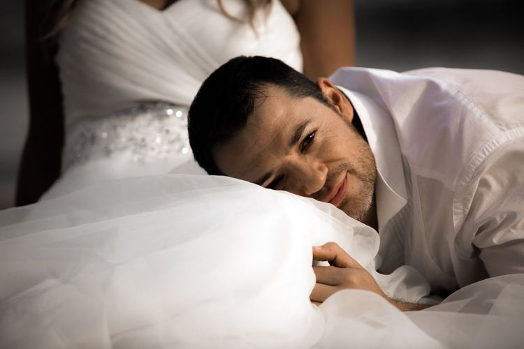 Bed Lying Down Real People Furniture Relaxation Indoors  This Is My Skin Men Sleeping Young Men Young Adult Resting People Headshot Eyes Closed  Portrait Adult Males