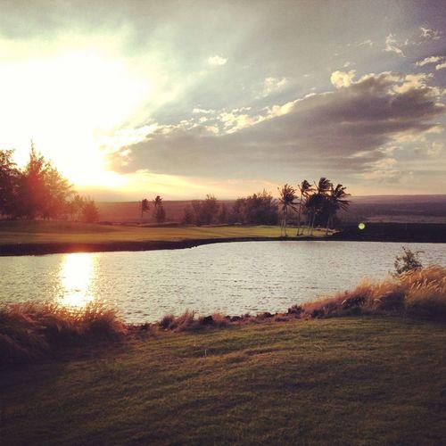 Waikoloa Golfin'