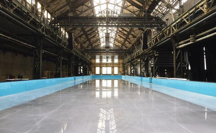 Jahrhunderthalle EisSalon Ruhr Bochum Ruhrgebiet Industriekultur Architecture Eventlocation