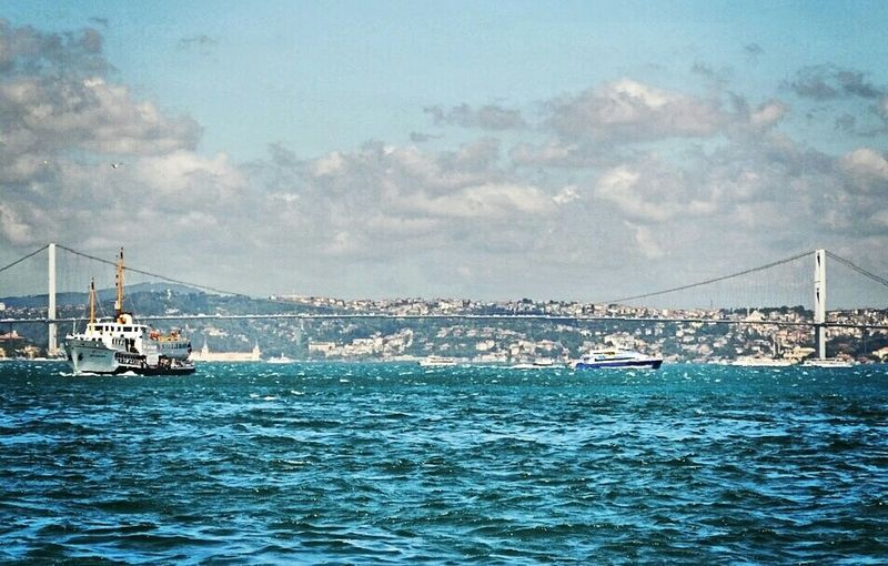 ıstanbul Istanbul Turkey Istanbul - Bosphorus Discover Your City Have a nice week my friends. ☺?????