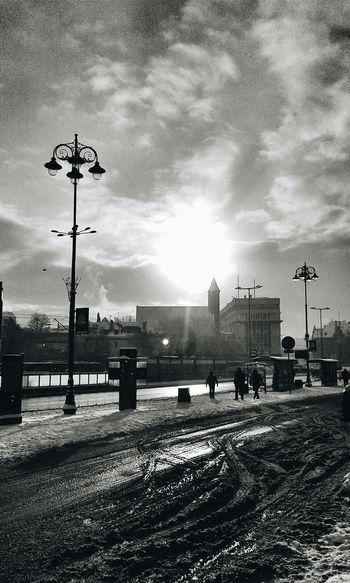 Gdansk Ilovegdn Monochrome Bnwbutnot VSCO Vscocam Cityscapes