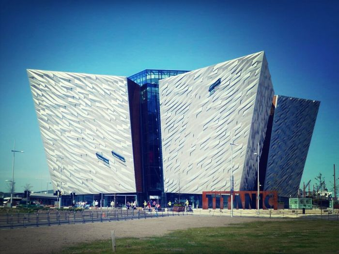 titanic museum Around The World By Lufthansa