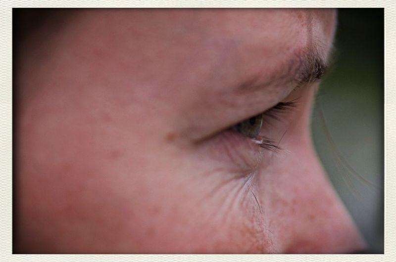 Eyes Portrait