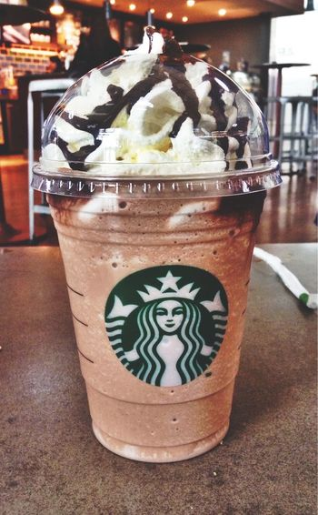 Starbucks☕️ Frapuccino Coffee