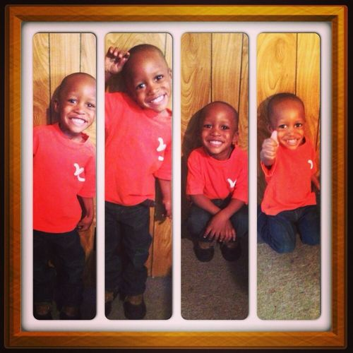 Screaming Happy 3rd Birthday To My Babyboy M.J !!!