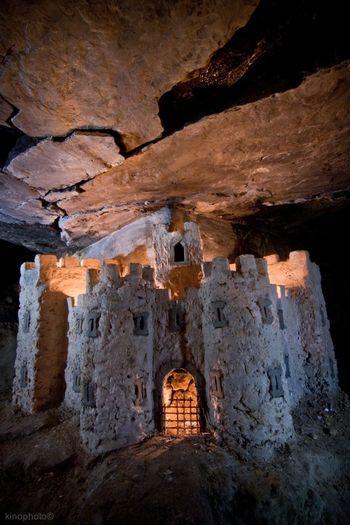 Underground Castle Urbex Catacombes