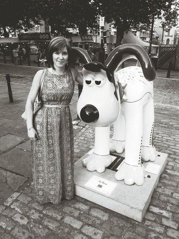 Gromit Unleashed Gromit Wallace & Gromit 超級無敵掌門狗 Bristol, England