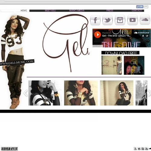Check out my mobile ready site! Right now! Free Music downloads! Gelimusic Missoddbeauty Freemusictodownload Like Support