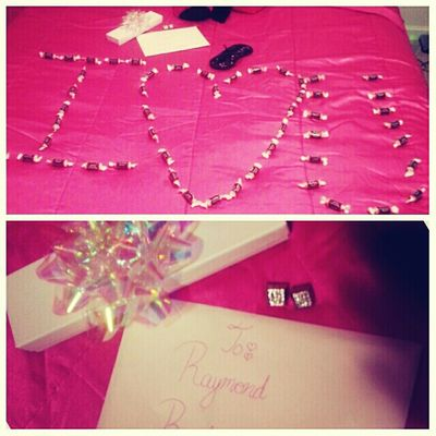 From me to him ♥♥ Valentine's Day 2013