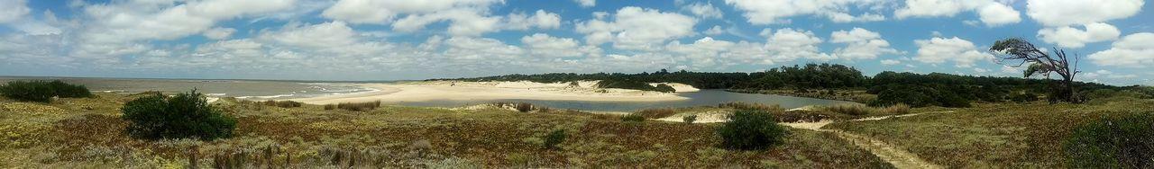 Sunshine Sandcastles Surfing Enjoying The Sun Sea Lifestyle 360 Panorama Panorama