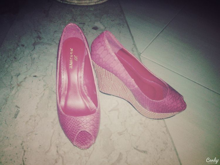 My New Shoes PINKY