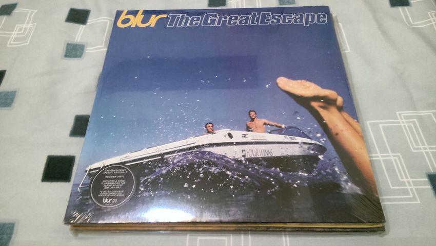 Blur The Great Escape Damon Albarn