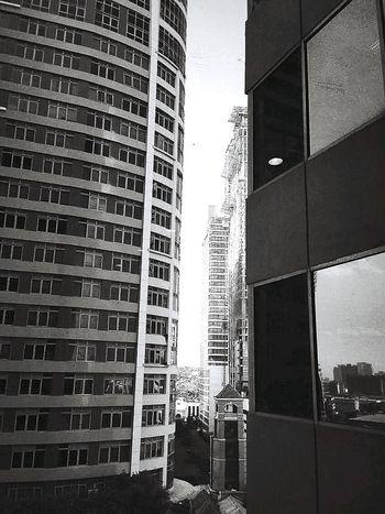 In between Building Eastwood