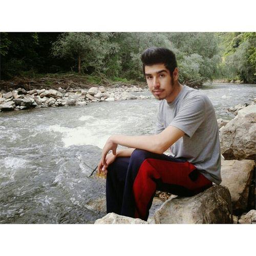 Nehir Su Dere çay Doğa Harika Manzara Huzur Trekking Hiking
