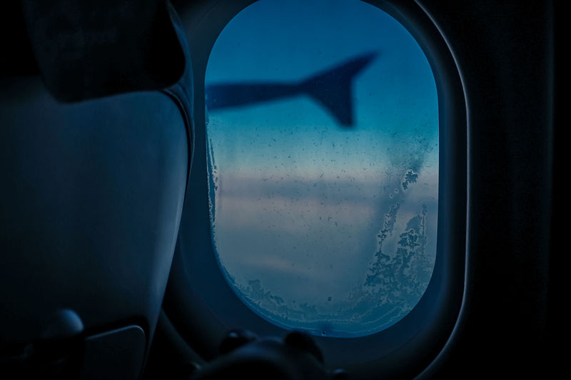 Airbus Airbus A320 Morning Morning Sky Airplane Airplane Window Airplane Window View Close-up Day Indoors  Jet Mode Of Transport Morning Flight No People Sky Transportation Water Window