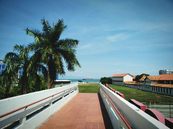 So bright and pretty Penang