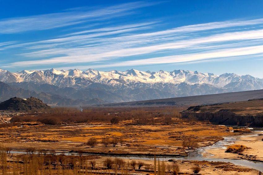 Earth Day Happy Earth Day Leh Landscape Himalayas EyeEm Best Shots EyeEm Nature Lover EyeEm Gallery EyeEmBestPics EyeEm Best Shots - Nature Eyemphotography Indus River Ladakh Landscape_photography Landscape_Collection Himalayan Range