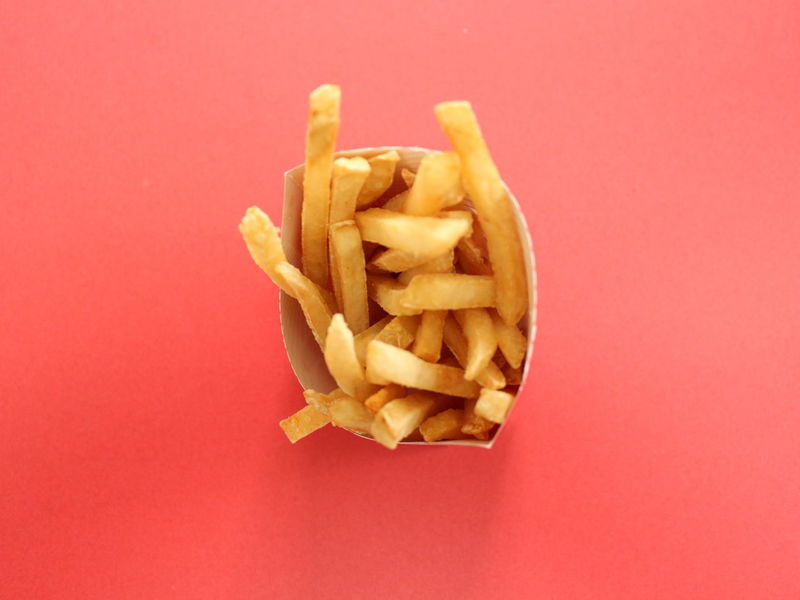 Luv Fried Potatoes , Fastfood From My Point Of View Junk Food Red Nice EyeEmNewHere EyeEm Gallery EyeEm Close-up Silhouette