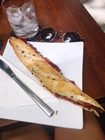 😋😋😋 Mediterranean Food Lunch Seafood Relaxing Enjoying Life Sunshine