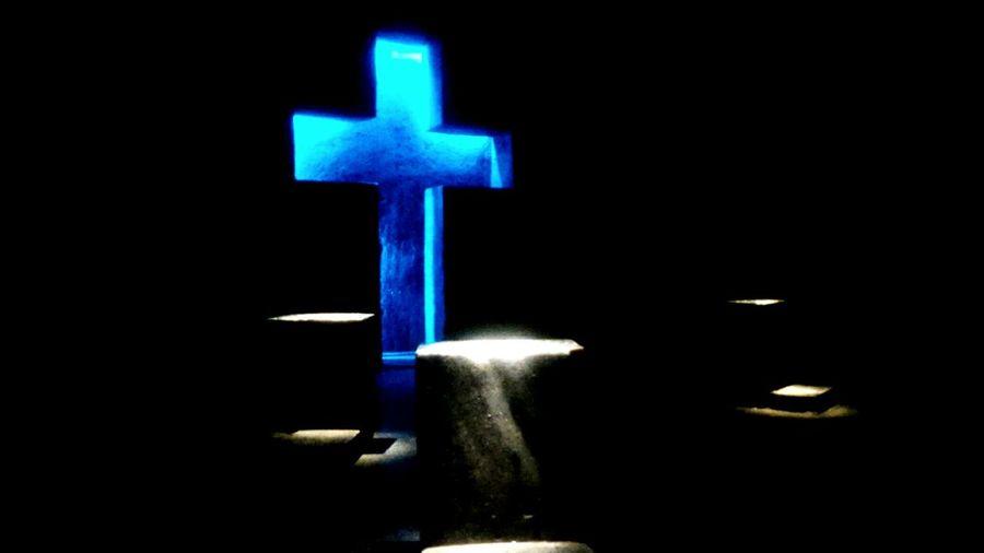 Blue Cross .ZIPAQUIRA COLOMBIA CATEDRAL DE SA SAL