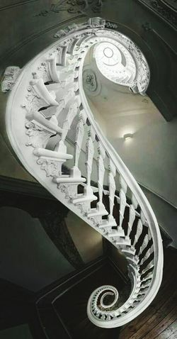 Staircase Steps And Staircases Architecture Spiral Spiral Staircase Steps Built Structure No People Curve Indoors  Building Exterior Concentric
