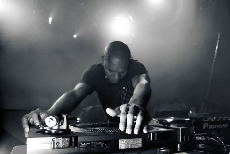 Blackandwhite Bw_collection Music Nightlife Techno Sydenham