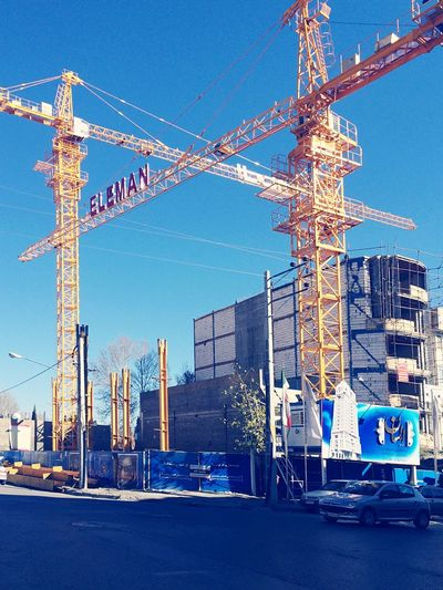 Crane Graphy Crane Cranes Iran Mashhad Eleman Check This Out
