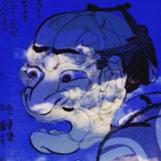 Ukiyoe 浮世絵 Art KuniyoshiUtagawa 歌川国芳 Feel Love 🎶 Donnasummer - I Feel Love