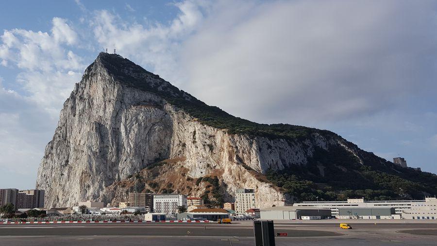 Rock Mountain Hill Gibraltar Gibraltar Rock Gibraltar Views Gibraltar Landscape Gibraltarrock