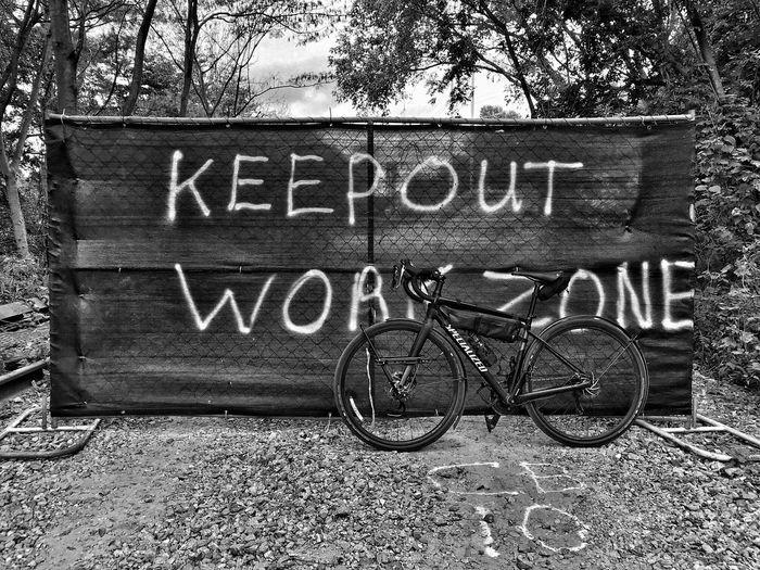 Bicycle Blackandwhite