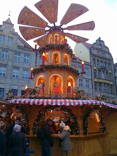 Wrocław Jamark Bożonarodzeniowe